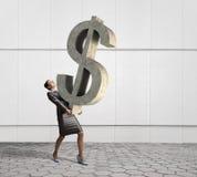 Il vostro grande tasso di interesse Immagini Stock