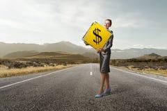 Il vostro grande tasso di interesse Immagini Stock Libere da Diritti