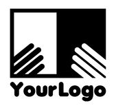 Il vostro marchio Fotografia Stock