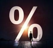 Il vostro tasso di interesse Immagine Stock Libera da Diritti