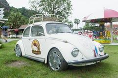 Il VW dello scarabeo, Cha-sono Immagine Stock