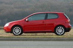 Il VW golf il tdi di V 2.0 fotografie stock libere da diritti
