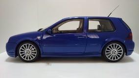 Il Vw Golf l'automobile calda della covata R32 di Mk IV Immagine Stock