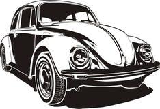 Il VW ostacola Immagine Stock