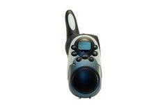 Il walkie-talkie Fotografie Stock