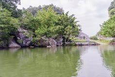 Il waterpark Fotografia Stock