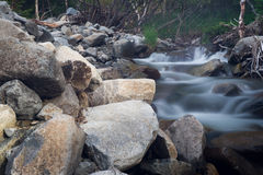 Il waterstream Immagini Stock