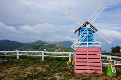 Il windturbine immagini stock libere da diritti