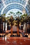Il Wintergarden è centro finanziario del mondo di New York Fotografia Stock