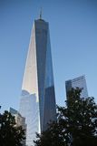 Il World Trade Center di New York una Immagine Stock Libera da Diritti