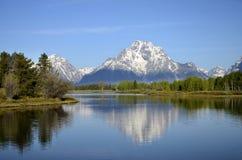 Il Wyoming fotografia stock