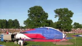 Il Xvi-Th Velikie Luki International Balloon Meet archivi video