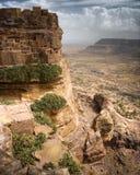 Il Yemen Immagini Stock