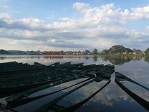 Il Yunnan Puzhehei fotografie stock libere da diritti
