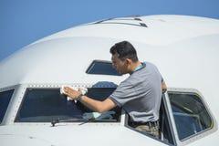 ILA Berlin Air Show-2014 Imagem de Stock Royalty Free