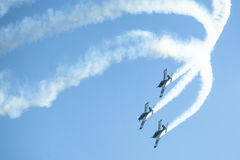 ILA Berlin Air Show-2014 Stock Image