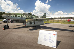 ILA Berlin Air Show-2014 Royalty Free Stock Images