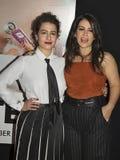 Ilana Glazer och Abbi Jacobson Royaltyfria Bilder