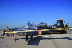 Рilatus PC-9M aircraft Stock Photography