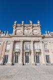 ildefonso宫殿皇家圣・西班牙 免版税库存照片