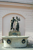Ildefonso fountain (Ildefonso-Brunnen), Weimar, Germany Royalty Free Stock Photography