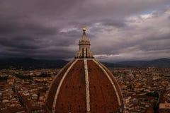 ILDuomo in Florenz Lizenzfreie Stockfotografie