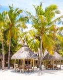 Ile Cerfs Aux wyspy turystyczny kurort Obraz Royalty Free