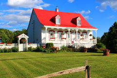 Ile d'Orleans, Quebec City Stock Photography