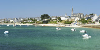 Ile de batz in brittany Royalty Free Stock Photography