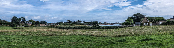 Ile de Brehat Royalty Free Stock Images