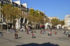 Ile de France, die malerische Stadt von Paris Stockfoto