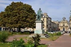 Ile de France, malerische Stadt von Versailles Lizenzfreies Stockfoto