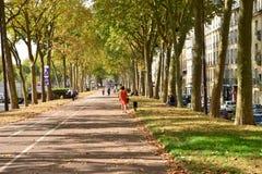 Ile de France, malerische Stadt von Versailles Stockfoto