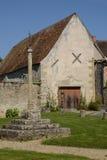 Ile de France, malerisches Dorf von Themericourt in val d Oise Stockfoto