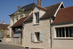 Ile de France, malerisches Dorf von Themericourt in val d Oise Stockfotos