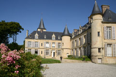 Ile de France, malerisches Dorf von Themericourt in val d Oise Lizenzfreie Stockfotos