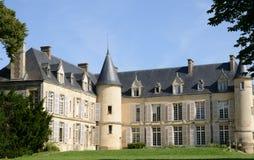Ile de France, malerisches Dorf von Themericourt in val d Oise Stockbild