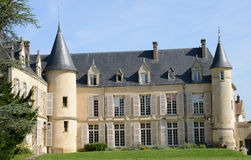 Ile de France, malerisches Dorf von Themericourt in val d Oise Lizenzfreie Stockbilder