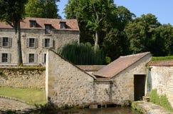 Ile de France, malerisches Dorf von Themericourt in val d Oise Stockfotografie
