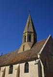 Ile de France, the picturesque village of Feucherolles Stock Photo