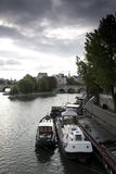 Ile de la Cite, Paris Royalty Free Stock Photo