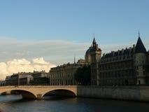 Ile de la Cite, Paris Stock Photos