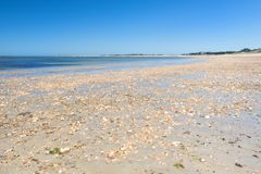 Ile de Re - La Couarde sur Mer Royalty Free Stock Images