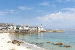 Ile de sein in brittany france Royalty Free Stock Photos