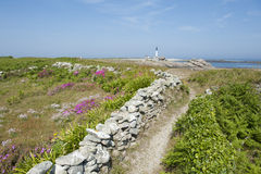 ile de sein in brittany france Stock Images