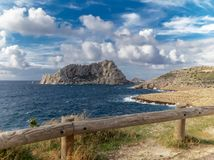 Ile Maire Marseille France stock photo