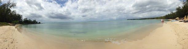 Ile Maurice de plage Image stock