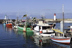 Ile oleron en france Stock Photos