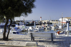 Ile oleron en france Stock Photo