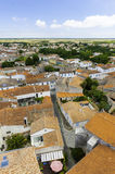 Ile oleron en france. Charente maritime Royalty Free Stock Images
